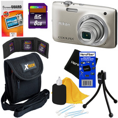 Nikon Coolpix S2800 20.1 MP Digital Camera