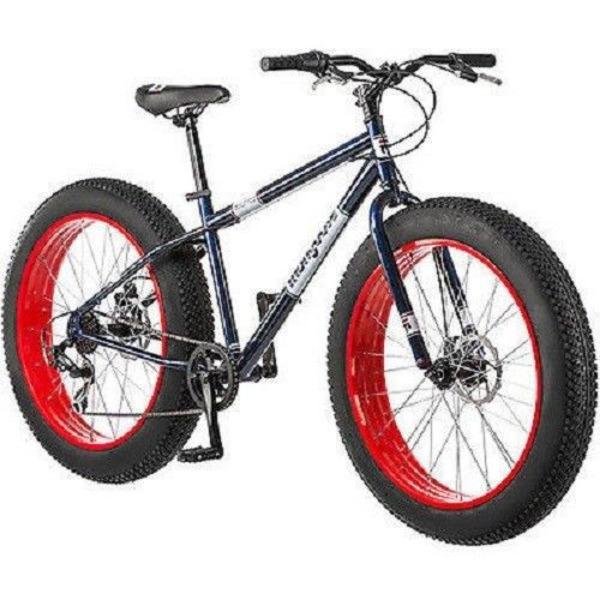 Mongoose Dolomite Men's 7-speed Fat Tire Mountain Bike