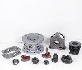 Ductile Iron Casting Manufacturers - Bakgiyam Engineering