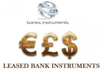 Bank Guarantee/SBLC Lease/Sale & Monetization Of Bank Instruments,Loan,Financing